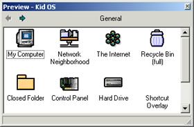 Kid OS