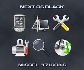 Next OS Black Miscellaneous