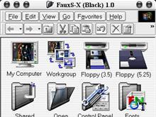 FauxSX Black