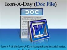 Icon-A-Day #7 (Doc File)