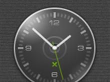 Corsair Clock Gadget
