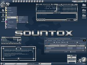 Sountox Suite nearly finished