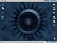 Sorbet Blue Basic 1024