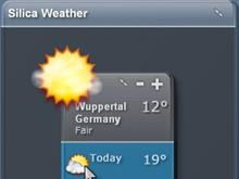 Silica Weather