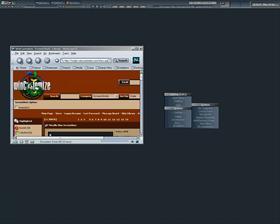 My Litestep desktop