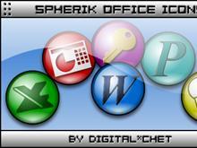 Spherik Icons - MS Office