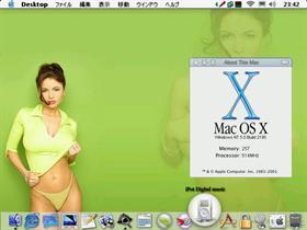 Win2k->MacOS X AQUA