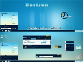 Horizon Theme