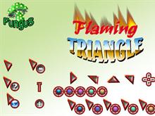Flaming Triangle