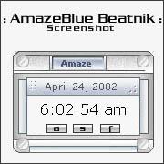 Amaze Blue