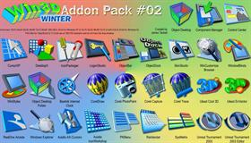 Win3D Winter Addon 02