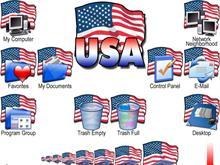 USA 9x