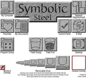 Symbolic - Steel 9x