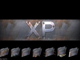 XP metal aged