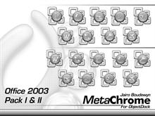 Metachrome Office 2003 Pack I & II