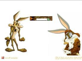 Bugs Bunny & Coyote