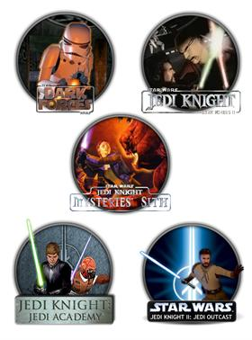 Star Wars / Dark Forces / Jedi Knight Pack