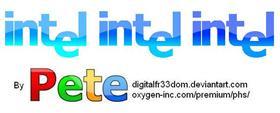 Intel Icons