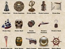 Pirate Icons 1