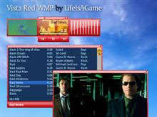 Vista Red WMP
