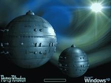 Perry Rhodan Spherical Spaceships