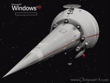 Spaceship CS Windows Logo
