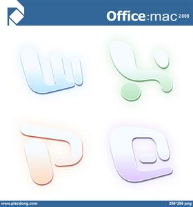Office:mac 2008