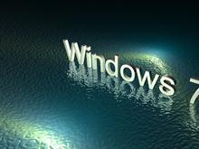 Windows 7....