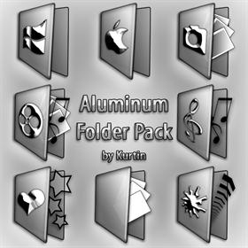 Aluminum Folders Pack