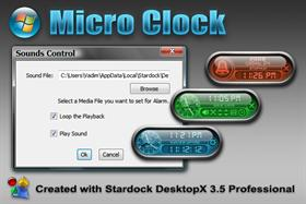 SD Micro Clock