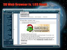 SD Web Browser (1.03 final)