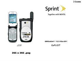 Nextel i930 3 Pack