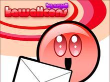 Kawaiicons: email