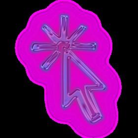 Purple NeoN CHZ