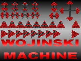 Wojinski Machine Blue