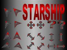 Starship Orange