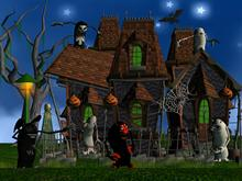 Wacky Spook House