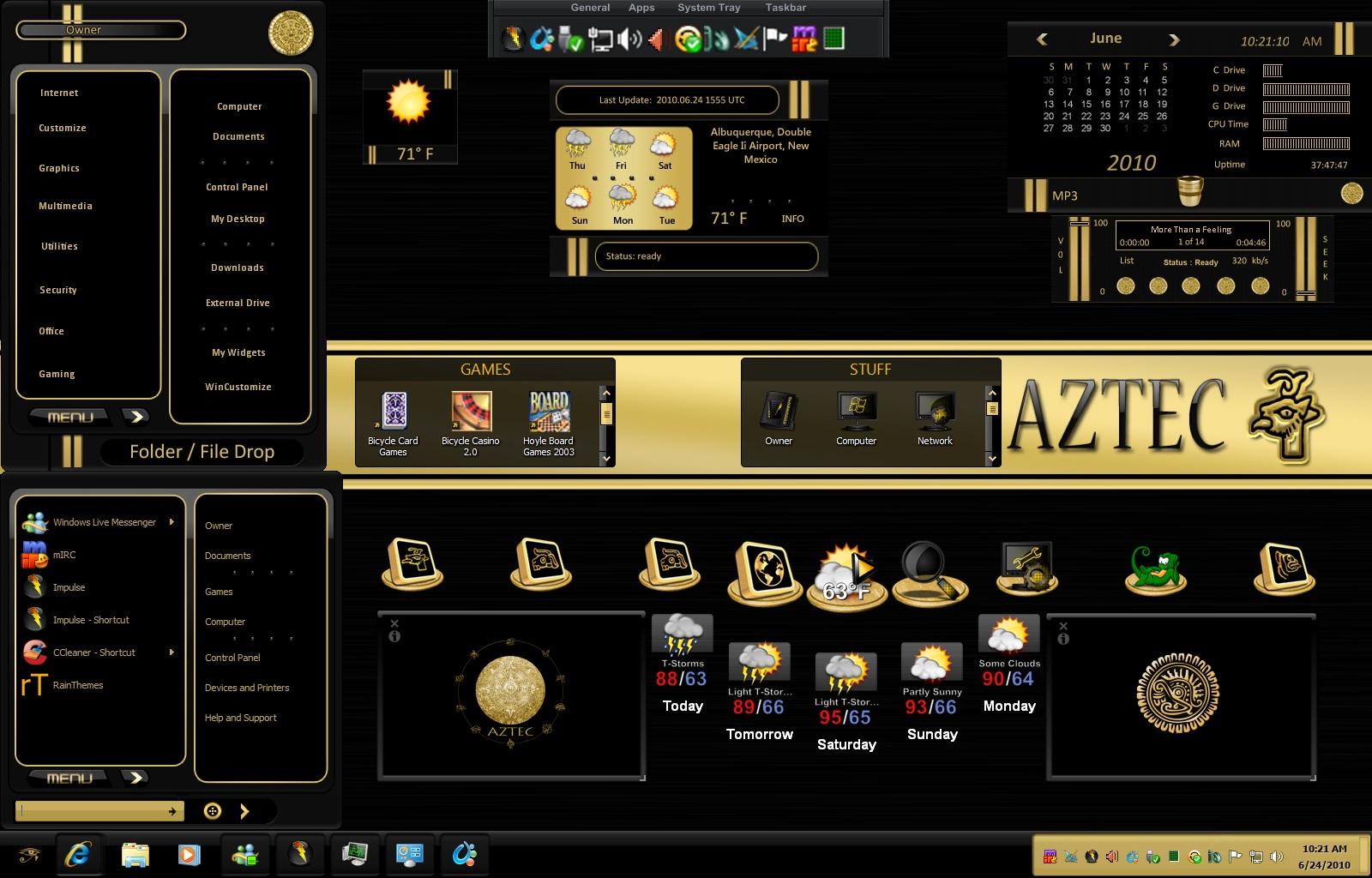 Aztec (TM Suite)