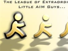 The League of Extraordinary Little AIM Guys