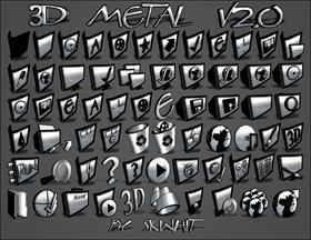 3D Metal V.2.0