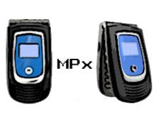 MPx200 Mobile Phone