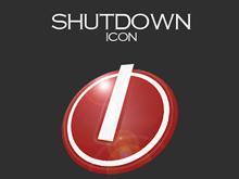 Shutdown icons