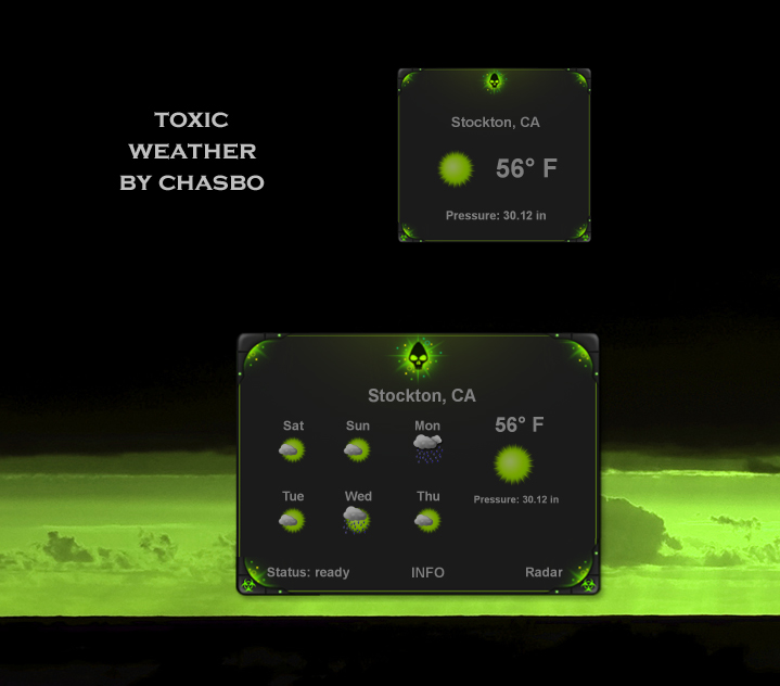 Toxic Weather