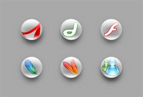 Transparent Icons