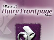 Microsoft Office Hairy frontpage