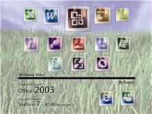 Crystal Windows Microsoft Office