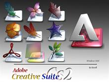 Adobe creative Suite CS2 2006