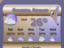 Flutterbye Weather