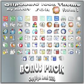 Clipboard Bonus Pack