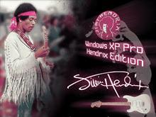 XP Pro Jimi Hendrix Edition
